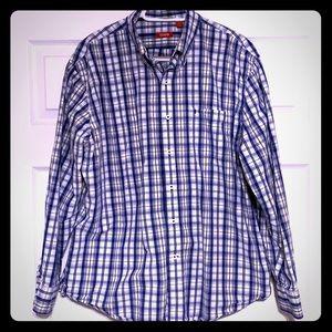 Mens shirt by IZOD.